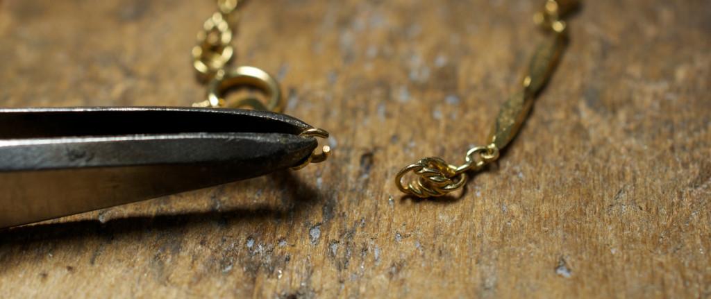 500円からの宝石修理